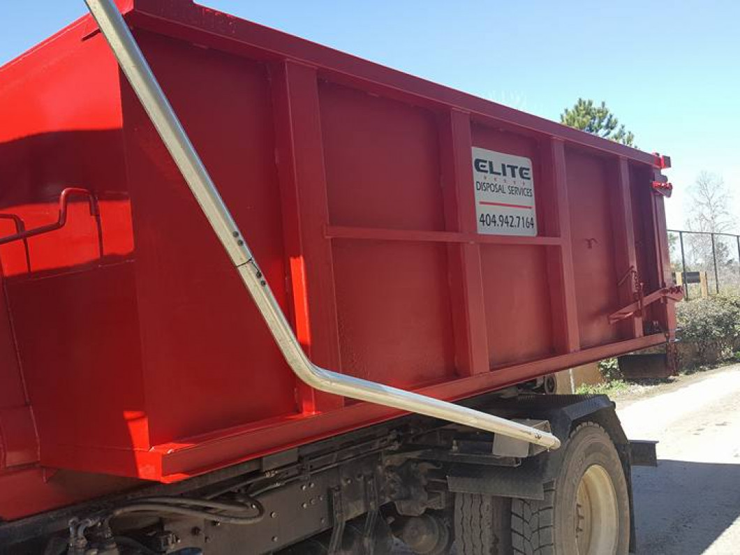 Why should you rent a dumpster from us?